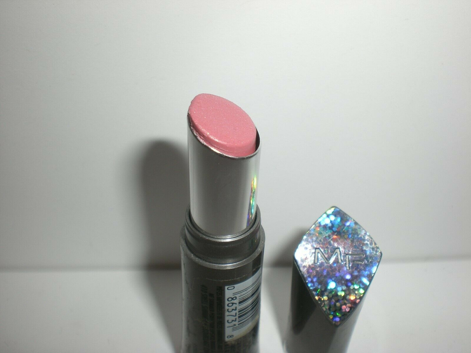 Max Factor Colour Color Perfection Lipstick Shell Shimmer #410 HTF IMPERFECT