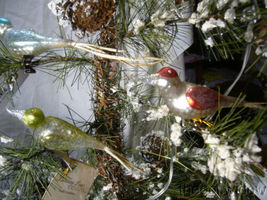 3 Bethany Lowe Vintage Bird Clip Ornaments  image 4