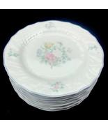 """Royal Doulton Valencia Moselle Collection 1144 1983 6"""" Bread Plate Set o... - $65.06"""
