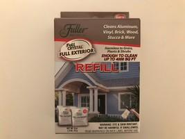 Fuller Full Crystal 2 Refill Packets Fuller Brush Full Exterior Cleaner ... - $15.45