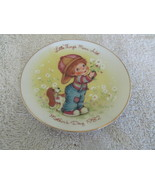 Avon 1982 Mothers Day Plate Little Things Mean Alot - $4.99