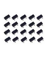 20 Pcs Pack Lot SOT-23 Triodes Transistors SMD NPN BC848BLT1G BC848B BC8... - $9.71