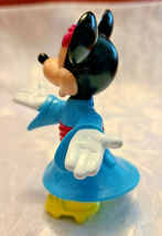 DISNEY EPCOT CENTER JAPAN MINNIE MOUSE KIMONO PVC FIGURINE TOY CAKE TOPPER image 4
