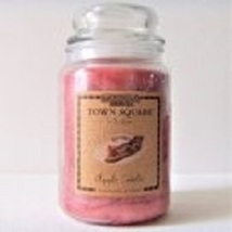 Village Candle Apple Cobbler Scented Large Classic Jar Candle - $25.00