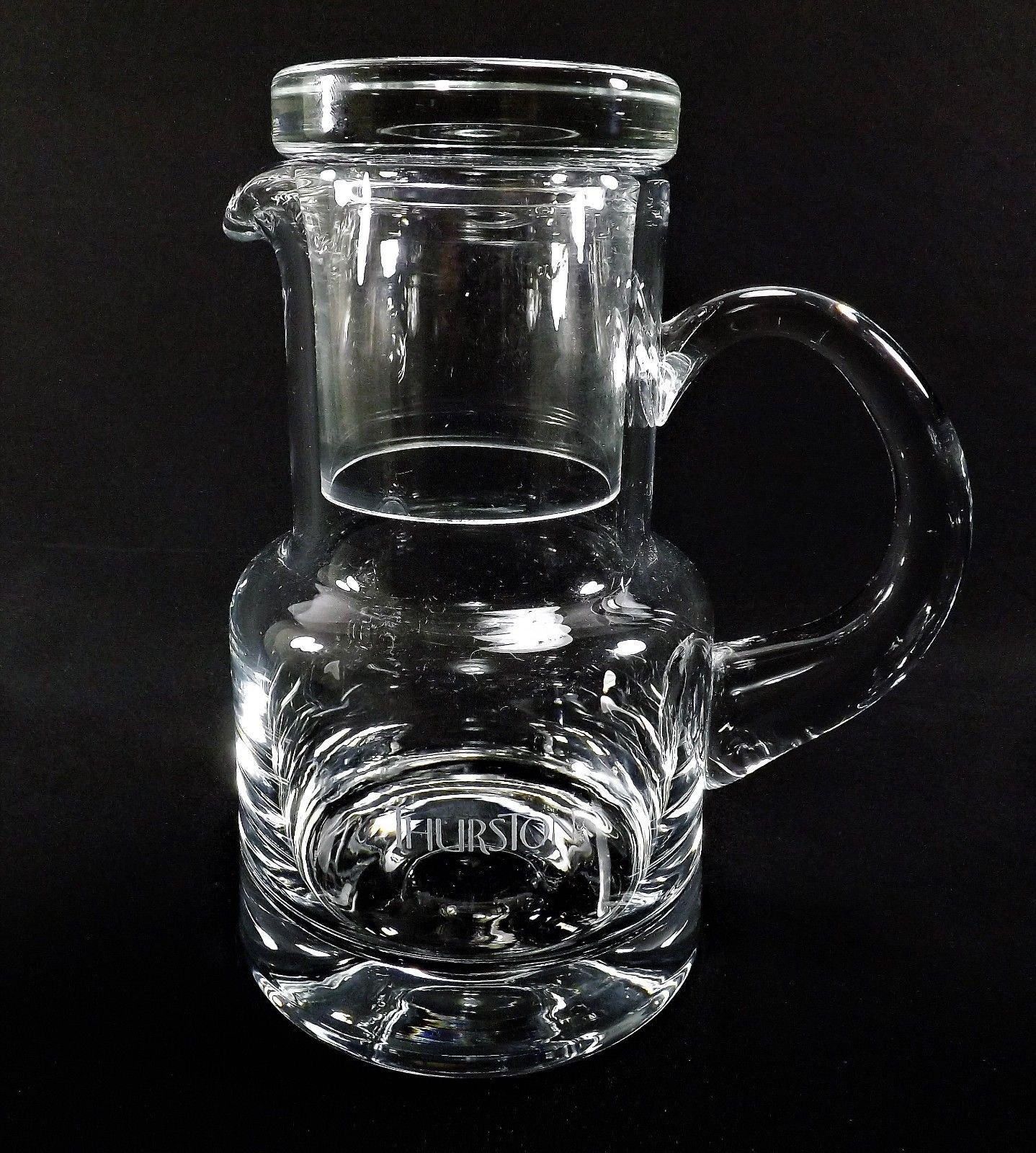 6baf5e975984 Tiffany   Co Crystal Bedside Pitcher   Glass and 50 similar items. 57