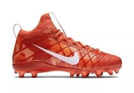 Nike Mens Alpha Field General 3 Elite Orange Sport Football Cleats 833390-810 - $40.45