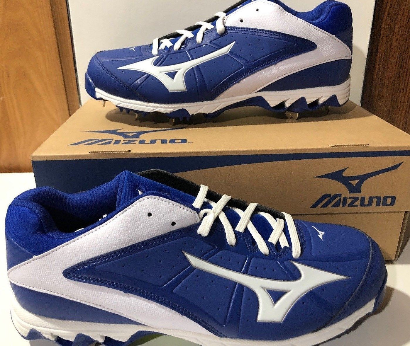 33b318088 Womens Softball Cleats 11.5 Mizuno 9-Spike and 50 similar items