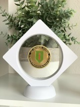 1st Infantry Division Challenge Coin US Army With 3D Floating Display Case - $14.80