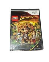 LEGO Indiana Jones:The Original Adventures- Wii Game- Professionally Res... - $17.48