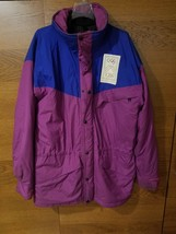 The north face 1992 albertville winter olympic CBS size l hooded jacket - $186.29