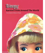 Ideal Tammy Doll Reference Guide Book Tammy Rarities From Around The Wor... - $38.00