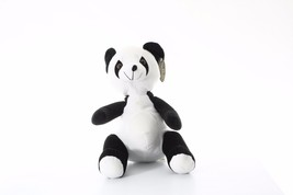 "Teddy Bear plush stuffed animal toy doll Toy Max Pregnant Panda white 14"" - $11.87"