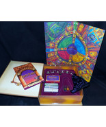 Mattel Harry Potter Sorcerer's Stone Prefects Ed Trivia Board Game 100% ... - $12.99