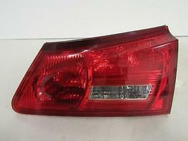 2006 2007 2008 Lexus IS250 IS350 Passenger Rh Lid Tail Light Oem D22R - $97.00