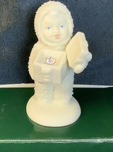 Dept 56 Snowbabies A Gift For You April Birthstone Swarovski Crystal in ... - $24.00