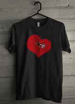 Broken Heart - Custom Men's T-Shirt (2738) - €17,42 EUR+