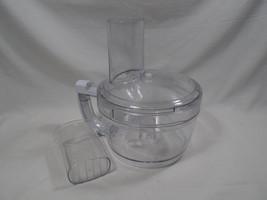 KitchenAid Food Processor Work Bowl Lid Pusher KFP79W AP4326100 PS991048  - $12.82
