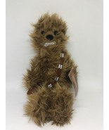 Disney Parks Star Wars Galaxy's Edge Chewbacca Plush New with Tag - $30.17