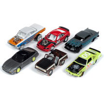 Street Freaks 2019 Release 1, Set B of 6 Cars Limited Edition to 3,000 p... - $53.48