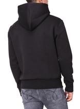 Hugo Boss Men's Relaxed Fit Hooded Sweatshirt Sweater Hoodie Track Jacket image 2