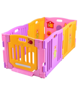 6 Panel Baby Playpen Kids Safety Play Center Yard - $99.99 - $105.99