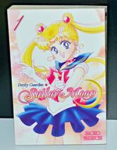 Pretty Guardian Sailor Moon Volume 1 English Manga graphic novel Kodansh... - $14.84