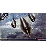 Academy 12509 SR-71 Black Bird 1/72 - $38.61