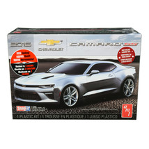 Skill 1 Snap Model Kit 2016 Chevrolet Camaro SS 1/25 Scale Model by AMT ... - $39.48