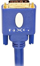 NXG - NX-0406D - Enhanced Performance Custom DVI-D Interconnect 1m/3.3 f... - $12.82