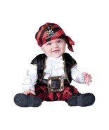 INCHARACTER CAP'N STINKER PIRATE HALLOWEEN CUTE BABY INFANT COSTUME 16016 - $24.99