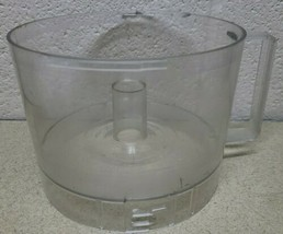 Hamilton Beach Scovill Food Processor Part Work Bowl 702R 702-3 702-4 70... - $12.76