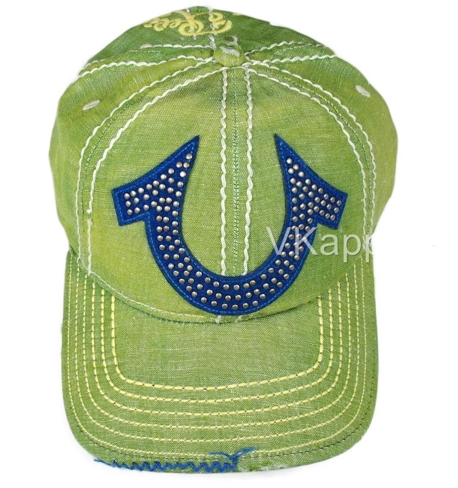 BRAND NEW TRUE RELIGION VINTAGE UNISEX STUDDED BUDDHA TRUCKER HAT CAP TR1507
