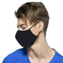 Reusable Washable Outdoor Cloth Protection Face Cover Stretch Mask Handmade USA image 3