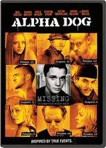 Alpha Dog (Full Screen Edition) (2007) DVD