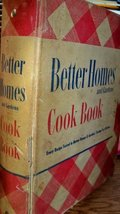 Better Homes and Gardens Cook Book Revised Edition 1948 (Revised Edition, Sixtee