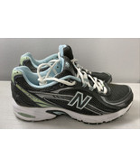 New Balance Women's WR425GGB Gray White Teal Running Shoe Sneakers Size 7.5 - $23.76