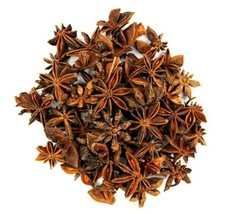 Anise Star Whole Pastry Fruits Spice 70 grs Spices of the World - $14.99