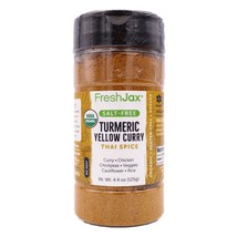 Turmeric Yellow Curry: Organic Thai Spice - $11.99