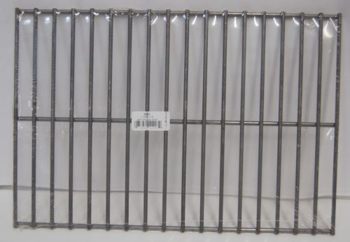 Unbranded 90801 Heavy Duty Rock and Briquette Grate Galvanized Steel