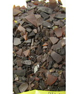2½ Pounds Sea Glass Tumbled Glass Brown Glass - $7.50