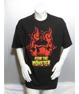 Retro WWE Shirt - Fear the Monster Kane - Men's Extra Large - $149.00