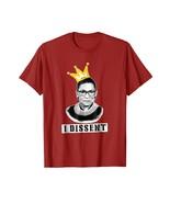 New Shirts - Notorious RBG Ruth Bader Ginsburg Supreme I Dissent t shirt... - $19.95+