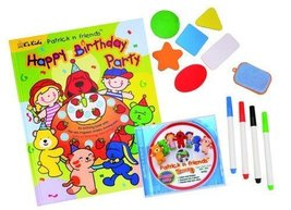 Ohio Art K's Kids Patrick's Party - Pop Up Activity Book - $18.76