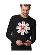 Red Hot Chili Peppers - Blood Sex Sugar Magik Asterisk 2 Sweatshirt New - £21.65 GBP+