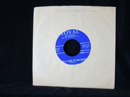 NAOMI LOVE, Take A Look At The Cross / Who? Was It You? [Loyal] USA 45 s... - $9.49