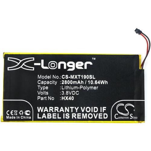 NEW Battery for MOTOROLA Moto X4 XT1900-1 XT1900-2 XT1900-4 XT1900-5 XT1900-6 - $18.76