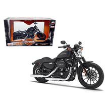 2014 Harley Davidson Sportster Iron 883 Motorcycle Model 1/12 by Maisto ... - $26.45