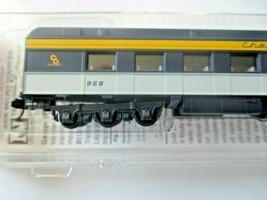 Micro-Trains # 14600410 Chesapeake & Ohio 80' Heavyweight Diner Car N-Scale image 2
