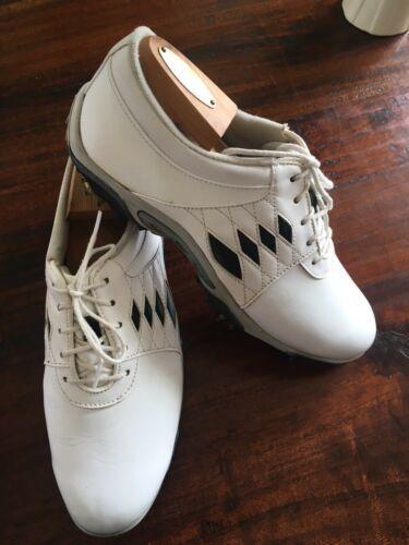 FOOTJOY Womens Golf Shoes - FJ Summer Series Medium White Style 98810 SIZE 7.5