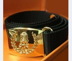 Royal Thai Army Thailand Military Belt Original Collectibles Militaria Uniform - $27.12